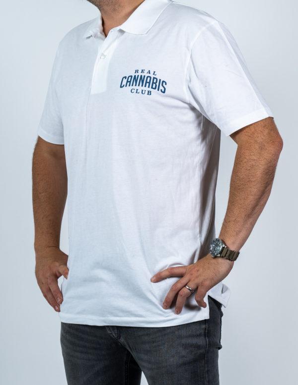 Real Cannabis Club Polo Shirt